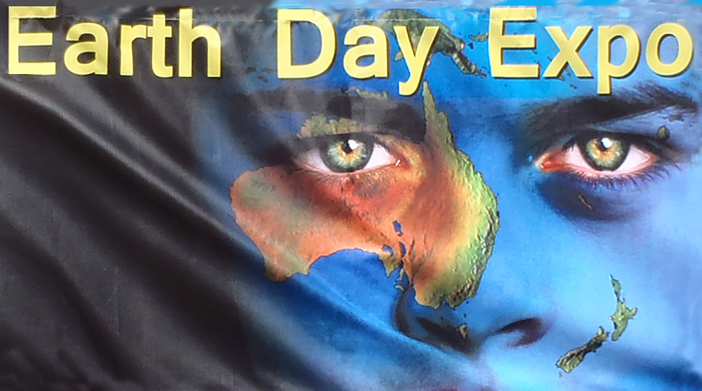 Earth Day Expo Banner