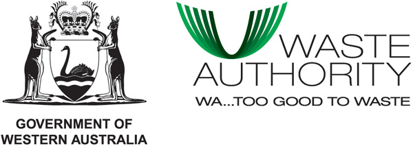 Government WA Waste Authority Logos